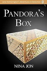 Pandora's Box: Jane Hetherington's Adventures in Detection: 2: Volume 2 by Nina Jon (2012-02-29)