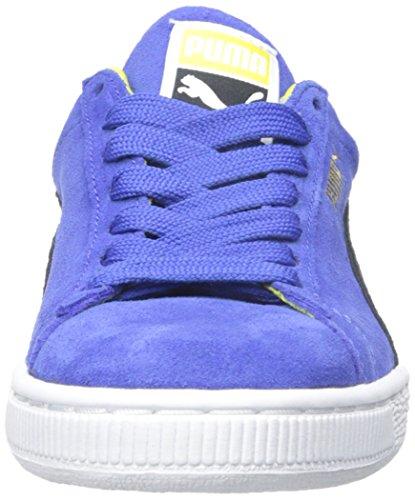 Stile classico della scarpa da tennis di Puma Suede Classic Wn Dazzling Blue/Black
