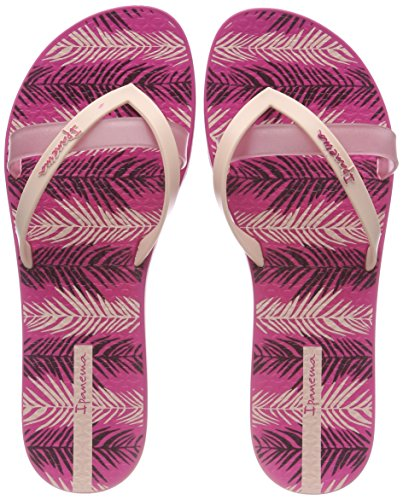 Ipanema Kirei Silk III Fem, Chanclas para Mujer, Multicolor (Pink 8396), 39/40 EU