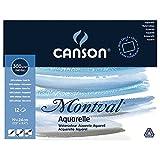 CANSON Aquarellblock ´Montval´