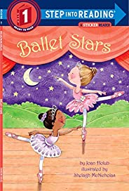Ballet Stars: Step Into Reading 1