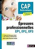 Sciences Techniques Et Medecine Best Deals - CAP Petite enfance
