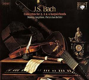 Concertos 2, 3 & 4 Harpsichords