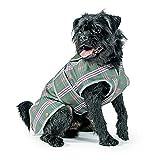 Ancol Muddy Paws Check Mac Dog Coat Jacket...