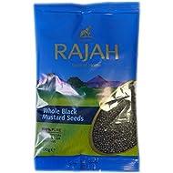 Rajah Black Mustard seeds 100g