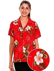 Funky Chemisier Hawaienne XS-6XL