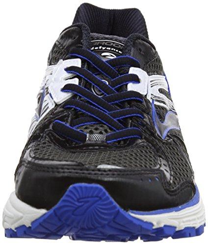 Brooks, Defiance 7, Scarpe sportive, Uomo Antracite/Nero/Blu