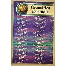 Gramatica española (Coleccion Cosmos)