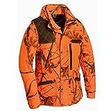 jacke herren club interchasse clark tarnfarbe orange cive133-blap-xl