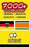 7000+ German - Marathi Marathi - German Vocabulary