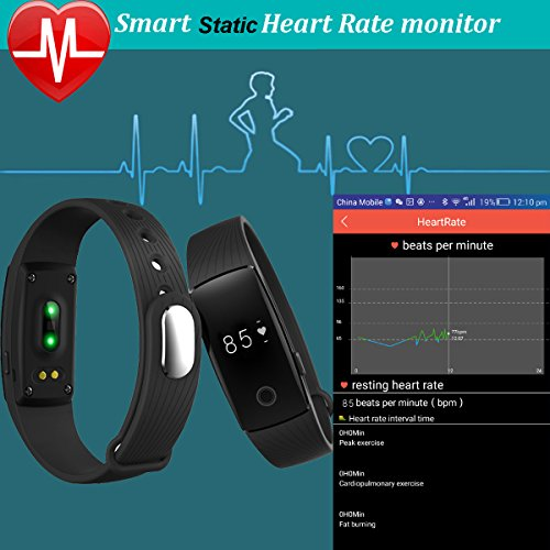YAMAY® HR Fitness Tracker - 2