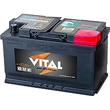 Batería coche VITAL AGM Start-Stop 580800 80Ah
