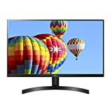 "LG 27MK600M-B 27"" Full HD IPS Monitor with Radeon FreeSync Technology and Virtually"