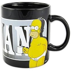 United Labels 119865 Los Simpson - XXL taza diseño de Homer, 850 ml