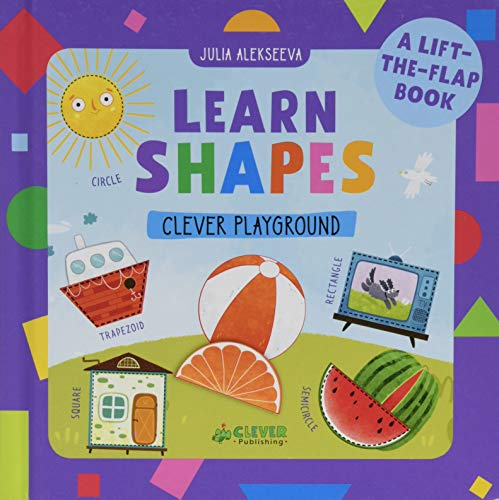 I Learn Shapes (Clever Playground)
