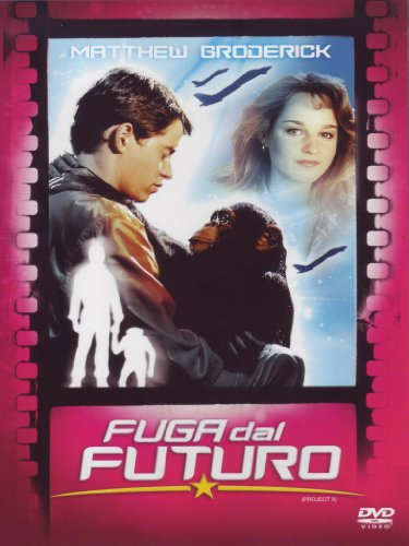 Project Film X (Fuga dal futuro [IT Import])