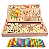 #8: Tickles Multicolor Multifunctional Learning Box for Kids30 cm
