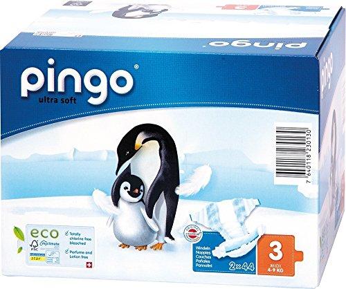 Tienda para comprar pañales ecológicos PINGO - Comparativa y Reviews