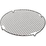 Nordic Ware 13.25-inch Diameter Round Cooling Rack, Black