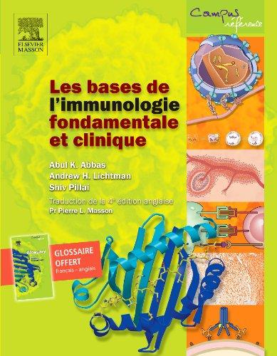 les-bases-de-l-39-immunologie-fondamentale-et-clinique