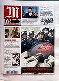 M TV ET RADIO N? 406 du 07-04-2008 L'ANNEE DE TOUTES LES REVOLTES - PIERRE DESPROGES - HOMMAGE - NAUFRAGE DES ANDES - LA COUR DES GRANDS - SERIE AVEC MARIE BUNEL ET THIERRY DESROSES - PLANETES ADOLESCENTES - DE LA TECKTONIK AUX NOUVELLES STRATEGIES AMOURE Livre Pdf/ePub eBook