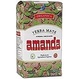 Yerba Orgánica mate Amanda 500g