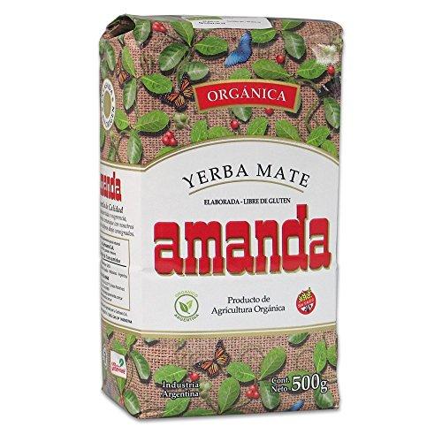 Yerba Mate Amanda 500g (Tè Mate)