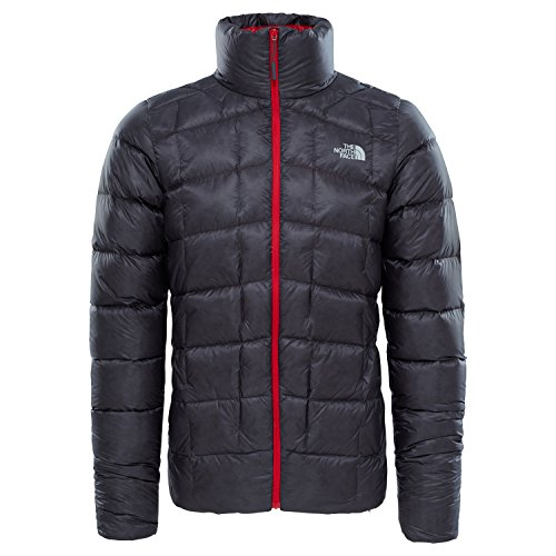 The North Face Herren Box Crew Jacke, Blue/Cosmic Blue, Large