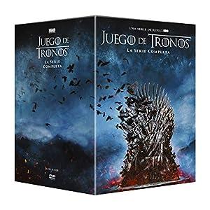Juego De Tronos Temporada 1-8 Colección Completa [DVD] 2