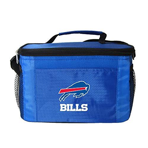 Kolder NFL Team Logo Kühltasche, 6 Stück, Buffalo Bills Blue -