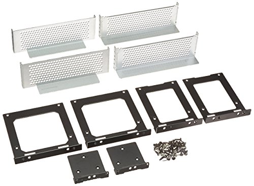 APC Smart-UPS SRT - SRTRK3 - Unterbrechungsfreie Stromversorgung (USV) 2-Pfosten-Montageschienen-Kit (Lüfter-kit Booster)