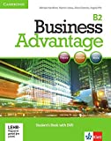 Business Advantage B2: Upper-Intermediate. Students Book + DVD