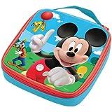 Stor 34051 - Sandwichera térmica, diseño Mickey Mouse Club House Shapes & Numbers