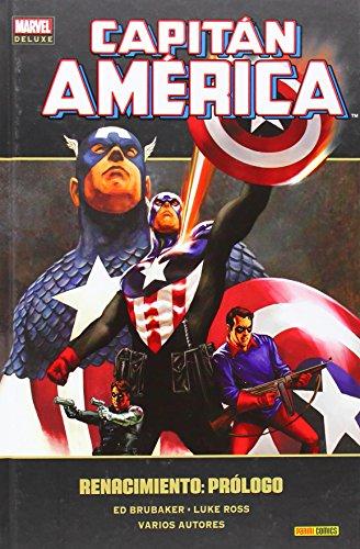 Capitán América. Rancimiento. Prólogo - Número 9 (Deluxe - Capitan America) por BrianBendis