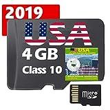 ★USA GPS Karte 4GB microSD für Garmin Navi, PC und MAC ★ ORIGINAL von STILTEC ©
