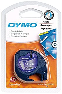 Dymo S0721510 - Cinta de plástico (B000HEZDE2) | Amazon price tracker / tracking, Amazon price history charts, Amazon price watches, Amazon price drop alerts