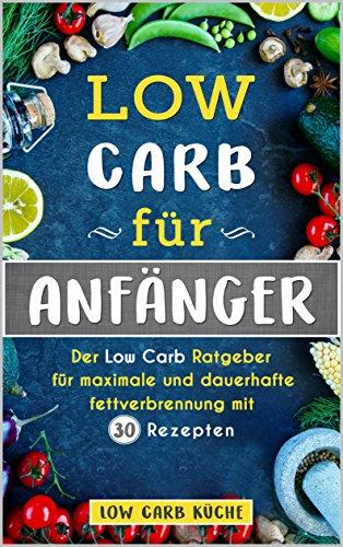 Low Carb für Anfänger: Der Low Carb Ratgeber für maximale und ...
