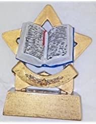 """3.25"""" Mini Reading Star Trophy with FREE Engraving"""