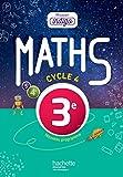 Mission Indigo mathématiques cycle 4 / 3e - Livre élève - éd. 2016