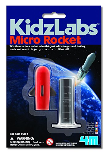 Great Gizmos 4M Micro Rocket
