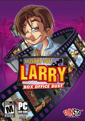 Leisure Suit Larry: Box Office Bust (Leisure Larry Video-spiel Suit)
