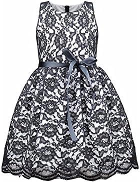 Freebily Kinder mädchen kleid festlich kinderkleid Blumensmädchenkleid Sommerkleid Hochzeit Prinzessin Kleid Partykleid...