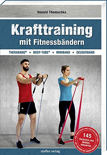 Krafttraining mit Fitnessbändern: TheraBand ® + Body-Tube ® + Miniband + Deuserband