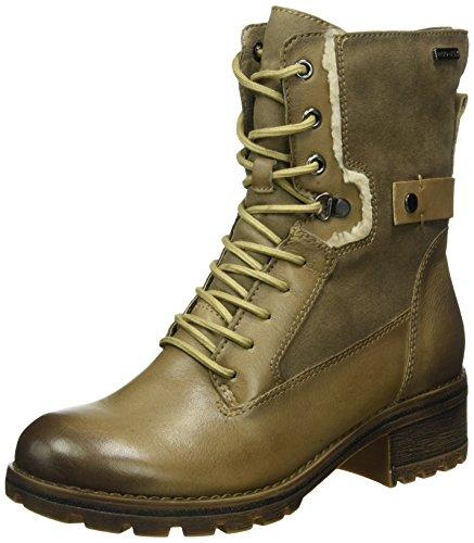 Tamaris Damen 26225 Combat Boots Braun (PEPPER 324)