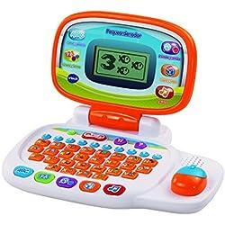 VTech Peque ordenador educativo infantil, multicolor, versión española (3480-155422)