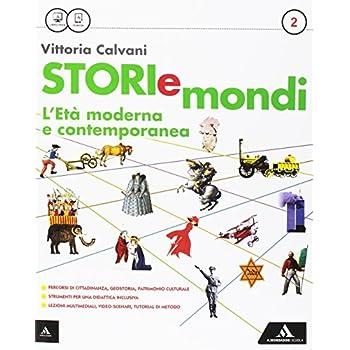 Storiemondi. Per La Scuola Media. Con E-Book. Con Espansione Online: 2