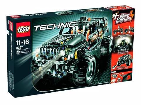 LEGO - 8297 - Jeu de construction - Technic -