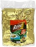 Café Rene Crème Costa Rica Coffee Pads (Pack of 1, Total 100 Coffee Pads)