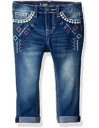 Lee Toddler Girls' Fashion Skinny Crop Jean