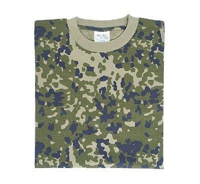 Mil-Tec Leichtes US Army Tarnshirt(Dänischtarn/XXL)
